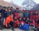 We've made it to Makalu: hellos and goodbyes